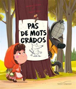 Pas de mots cadros : livre activité d'enfants