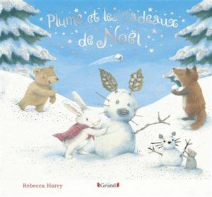 Plume et les cadeaux de Noël : livre de Noël pour enfants