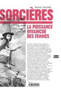 Sorcières la puissance invaincue des femmes : un livre de Mona Chollet
