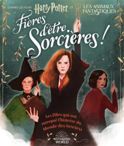 Sorcières Harry Potter livre