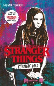 Stranger things : livre serie