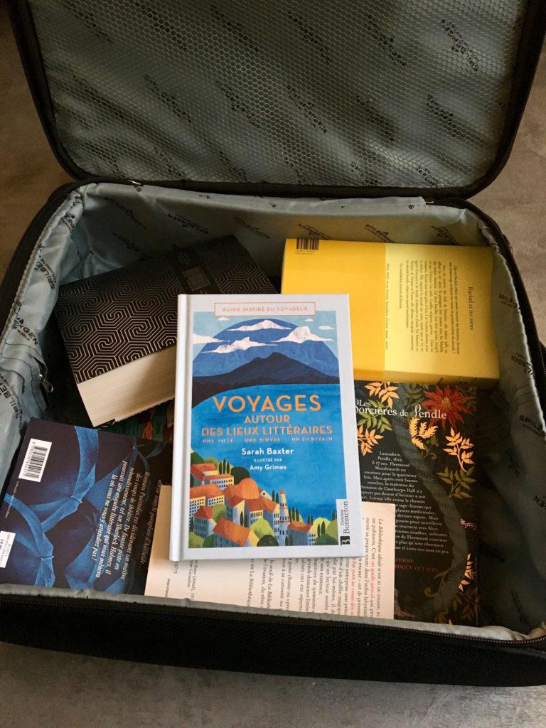 Tourisme littéraire avec le livre de voyage de Sarah Baxter