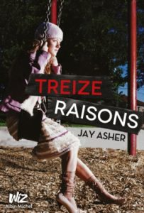 Treize raisons : livre serie