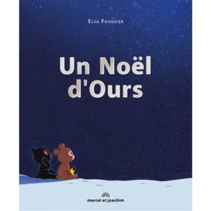 Un Noël d'Ours : livre de Noël pour enfants