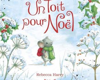 Un toit pour Noël : un livre de Noël pour enfants de Rebecca Harry
