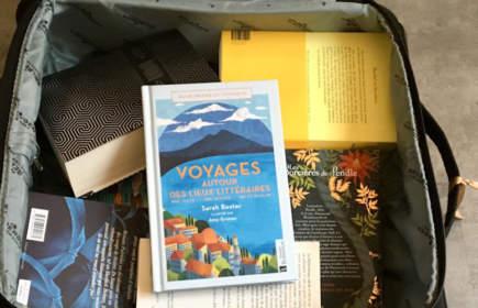 Voyage autour des lieux littéraires : un livre de voyage de Sarah Baxter