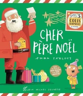 Cher Père Noël d'Emma Yarlett : un livre de Noël pour enfants