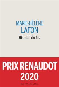 Histoire du fils de Marie-Hélène Lafon : meilleur livre 2020