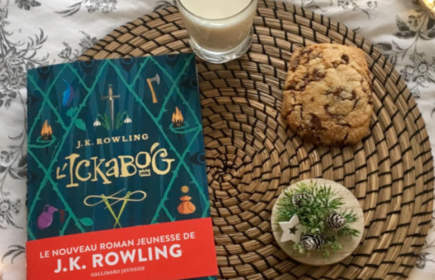 L'Ickabog : nouveau livre jk rowling