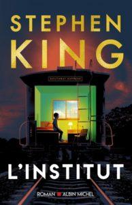 L'Institut de Stephen King : meilleur livre science fiction 2020