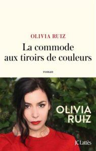 La commode aux tiroirs d'Olivia Ruiz : meilleur livre 2020