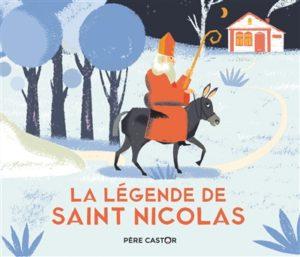 La légende de Saint-Nicolas : un livre de Robert Giraud et Julia Wauter