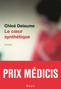Le coeur synthétique de Chloé Delaume : meilleur roman 2020