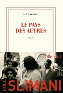 Le pays des autres de Leïla Slimani : meilleur livre 2020