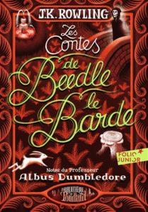 Les contes de Beddle le Barde : livre jk rowling