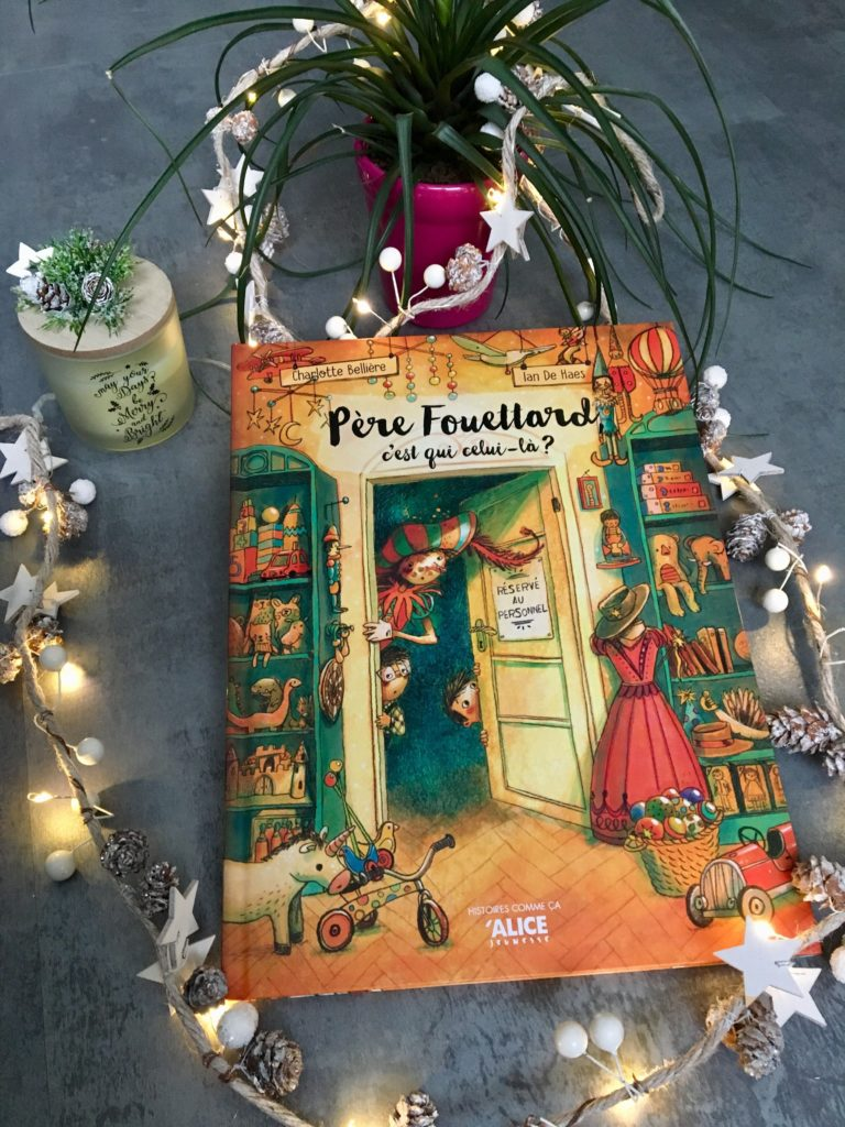 Père Fouettard c'est qui celui-là ? : livre Saint Nicolas