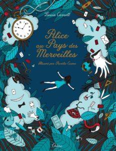 Alice aux pays des merveilles : livre enfance