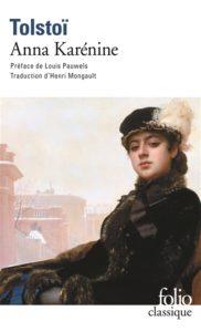 Anna Karénine : livre amour interdit Leon Tolstoi