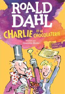 Charlie et la chocolaterie : roman jeunesse