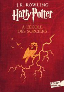Harry Potter à l'école des sorciers : roman jeunesse