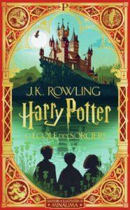 Harry Potter à l'école des sorciers : classique littérature jeunesse