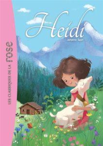 Heïdi : livre enfance