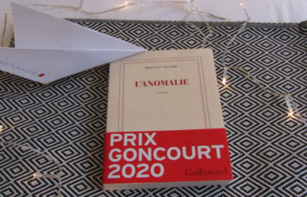 livre anomalie : Hervé Le Tellier