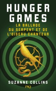 Prequel Hunger Games : roman jeunesse
