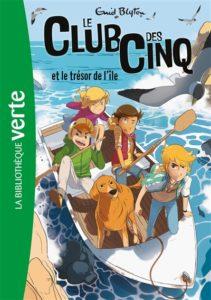 Le club des cinq : roman jeunesse
