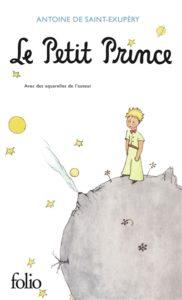 le petit prince d'antoine de saint exupery : livre enfance