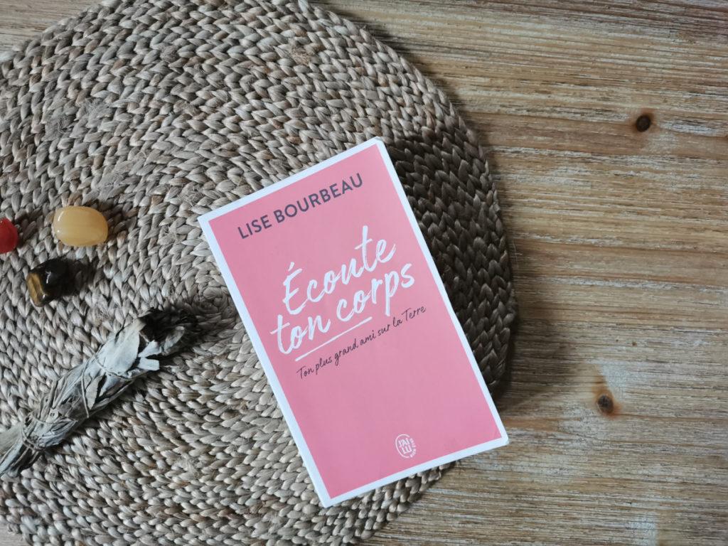 lise bourdeau ecoute ton corps : livre développement personnel