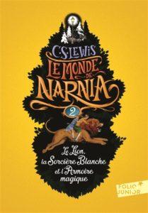 Narnia, Le lion, la sorcière blanche et l'armoire : roman jeunesse