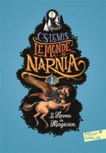Narnia le neveu du magicien : roman jeunesse de C.S Lewis