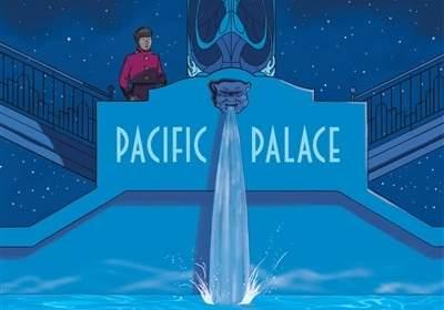 Pacific Palace : nouvelle BD Spirou de Christian Durieux
