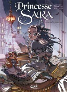 Princesse Sara : bd fille 13 ans