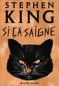 Si ça saigne de Stephen King : livres de la rentrée littéraire janvier 2021