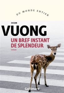 Un bref instant de splendeur d'Ocean Vuang : livres de la rentrée littéraire janvier 2021