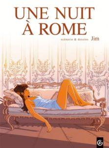 Une nuit à Rome : bd amour de Jim
