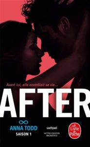 After : livre new romance Anna Todd