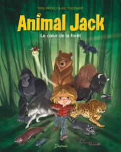 animal Jack bd jeunesse