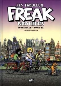bd les fabuleux freak brothers