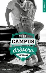 Campus driver livre new romance 2020 CS Quill