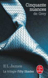 50 nuances de Grey : livre new romance EL James