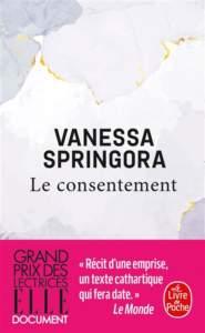 Le consentement : livre féministe