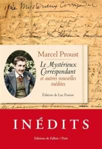 Le mystérieux correspondant de Marcel Proust