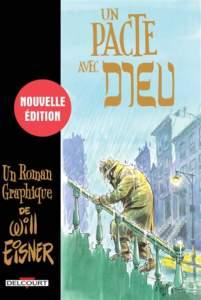 BD Un pacte avec Dieu de Will Eisner