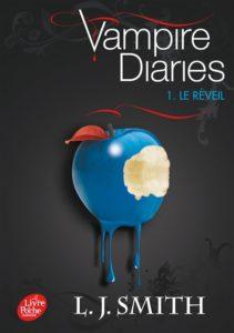 Journal d'un vampire : livre romance fantastique LJ Smith