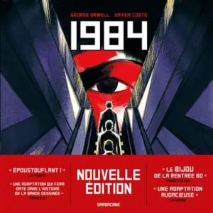 1984 : meilleures bd 2021