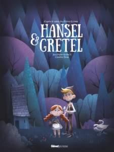 hansel et gretel : conte pour enfant