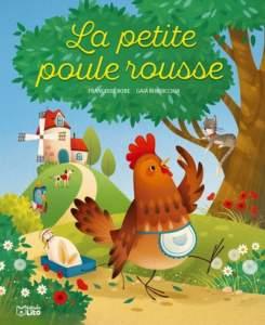 la petite poule rousse : conte pour enfant